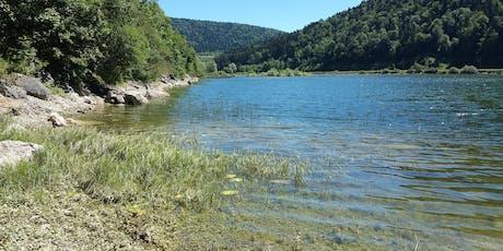 Découverte du lac et des glacières de Sylans billets