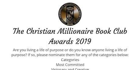 The Christian Millionaire Book Club Awards 2019 tickets