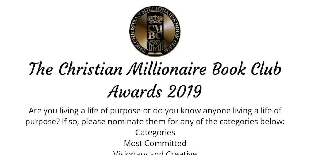 christian book awards 2019