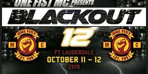 One Fist MC 12th Annual