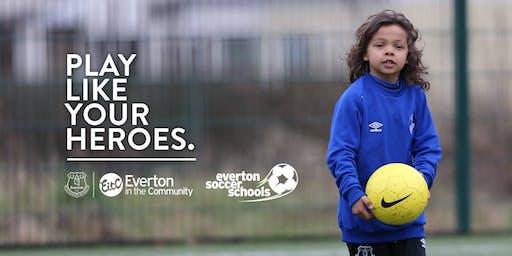 Everton Soccer Schools - Amlwch