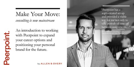 Make Your Move: legal consulting in Sydney tickets