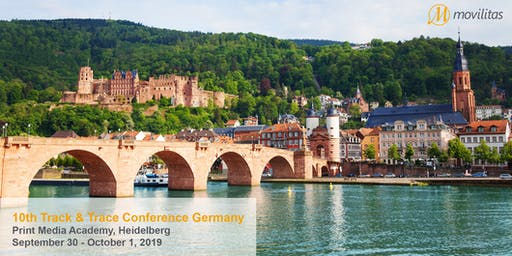 10th Track & Trace Conference Germany