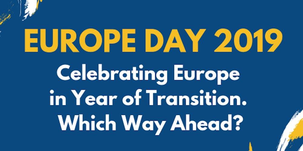 Αποτέλεσμα εικόνας για europe day 2019
