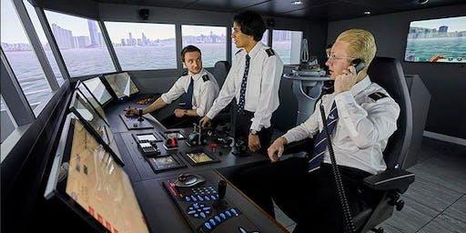 Explore Solent University's new maritime simulator