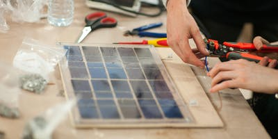 Solar Charger Making Workshop - TRESOC members and friends