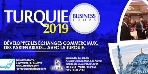 Turquie 2019 Business Tour