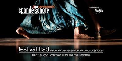 Festival di Musica e Danza Trad - Sponde Sonore 2019