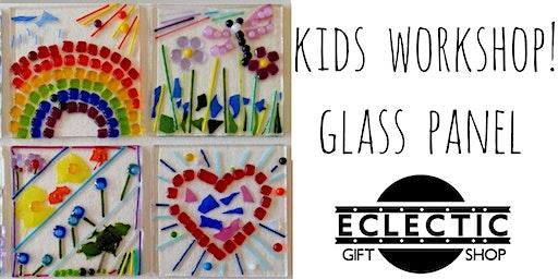 Kids Fused Glass Sun Catcher Workshop