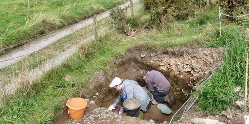 Wigan Archaeological Society - Excavation