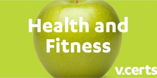 Prepare to Teach - V Cert Level 1/2 Technical Award in Health and Fitness 603/2650/5 (Manchester 12.09.19) (Event No.201934)
