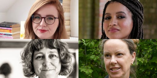 Empowering Teens in YA: Lucy Powrie, Kate Mallinder, Alexandra Sheppard and Gill Stewart