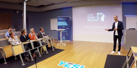 Build Your Startup #4 - Final Demoday tickets