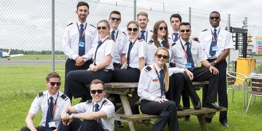 Become a Pilot – Info Session Madrid