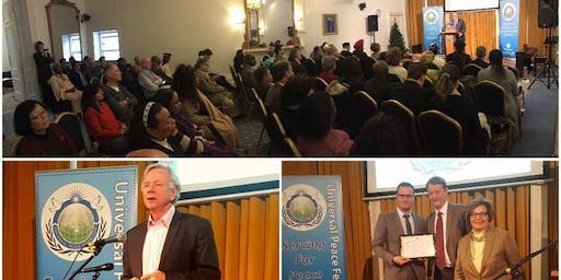 Ambassador for Peace, UPF Members and Friends, Monthly Gathering