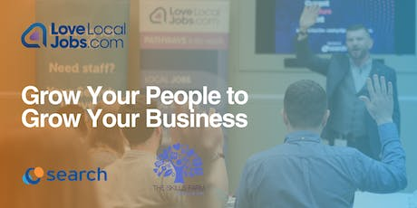 Grow Your People to Grow Your Business tickets