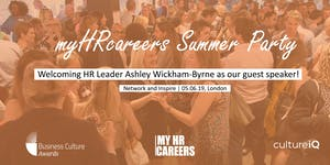 Summer HR Party 05.06.19 - London