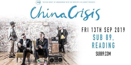 China Crisis (Sub89, Reading)