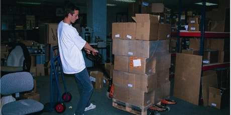 Level 2 Award in Principles of Manual Handling - Tuesday 1st October 2019 - WINSFORD 1-5 BID tickets