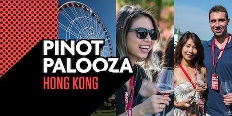 Pinot Palooza (黑皮諾狂歡節): Hong Kong 2019 tickets