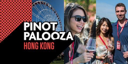 Pinot Palooza (黑皮諾狂歡節): Hong Kong 2019