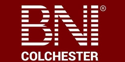 BNI Colchester - Breakfast Networking