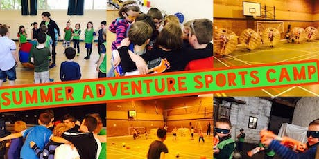 INVERNESS SUMMER ADVENTURE SPORTS CAMP SINGLE DAY TICKETS 15TH OF JULY-19TH OF JULY tickets