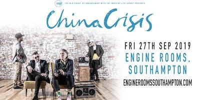 China Crisis (Engine Rooms, Southampton)