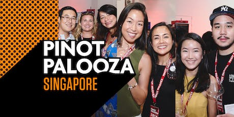 Pinot Palooza: Singapore 2019 tickets