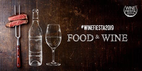 Singapore Wine Fiesta 2019 tickets