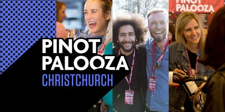 Pinot Palooza: Christchurch 2019 tickets