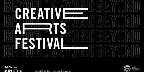 BEYOND- School of Art, Architecture & Design End of Year Show tickets