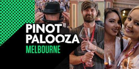 Pinot Palooza: Melbourne 2019 tickets