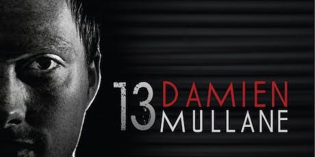 Damien Mullane & Band tickets