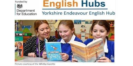 Yorkshire Endeavour English Hub  - Headteachers' Briefing: York tickets