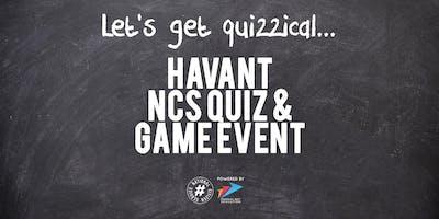 NCS Havant quiz & game event