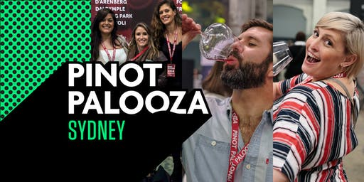 Pinot Palooza: Sydney 2019