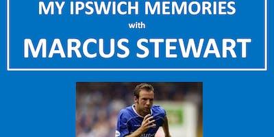 Ipswich Town Memories with Marcus Stewart