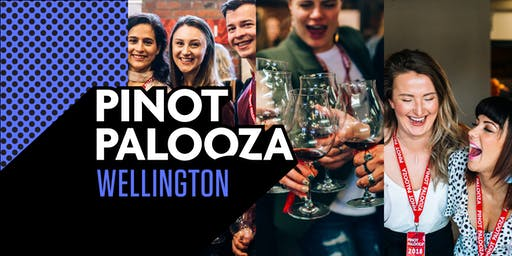 Pinot Palooza: Wellington 2019