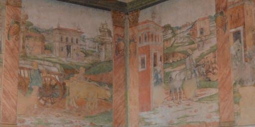Castello di Bentivoglio: il ciclo delle storie del Pane
