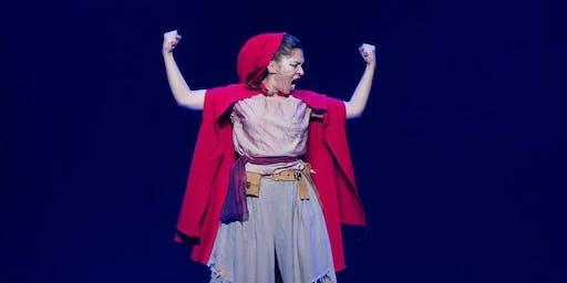 Desconto por R$ 20,00! Chapeuzinho Vermelho no Teatro Folha
