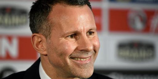 Cardiff Breakfast Club - Guest Speaker Ryan Giggs OBE, Manager, Wales National Football Team