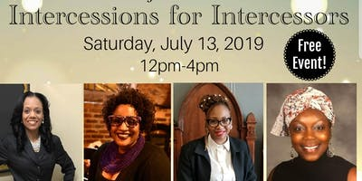 Intercession For Intercessors