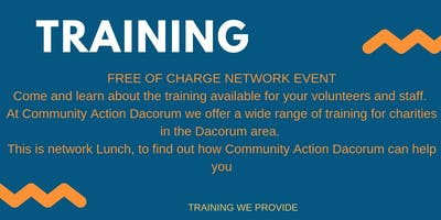 Training for Small Charities