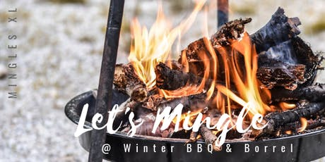 MINGLES XL/// WINTER BBQ & BORREL tickets