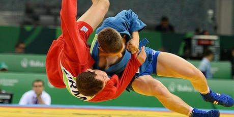 Sambo/Judo/Martial Arts/Self-Defence Classes on Saturdays tickets