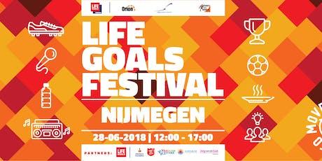 RIBW Life Goals Festival Nijmegen tickets