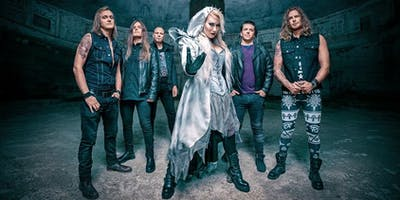 Battle Beast - No More Hollywood Endings Tour