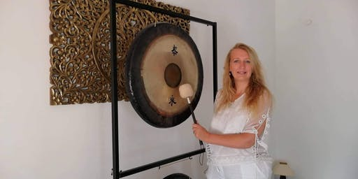 Estoril Portugal - Gong Bath Sound Healing
