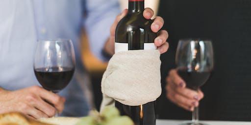 Italian Wine Dinner with Montresor